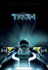Movie Poster: TRON: Legacy