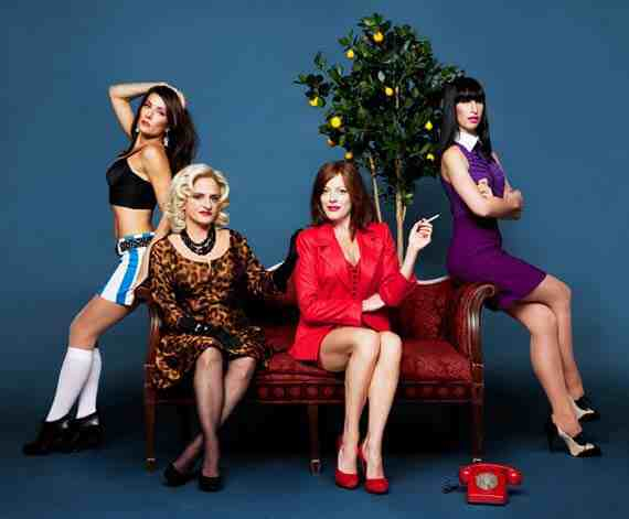 Publicity Still: Women on the Verge of a Nervous Breakdown