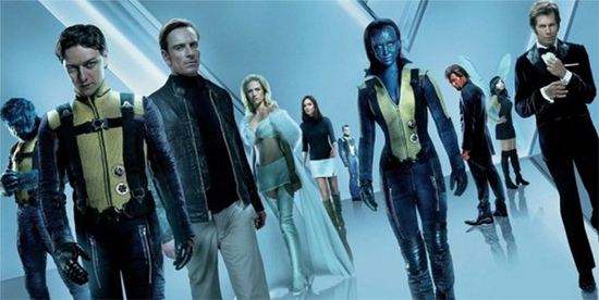 Suits: X-Men: First Class