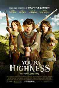 Movie Poster: Your Highness