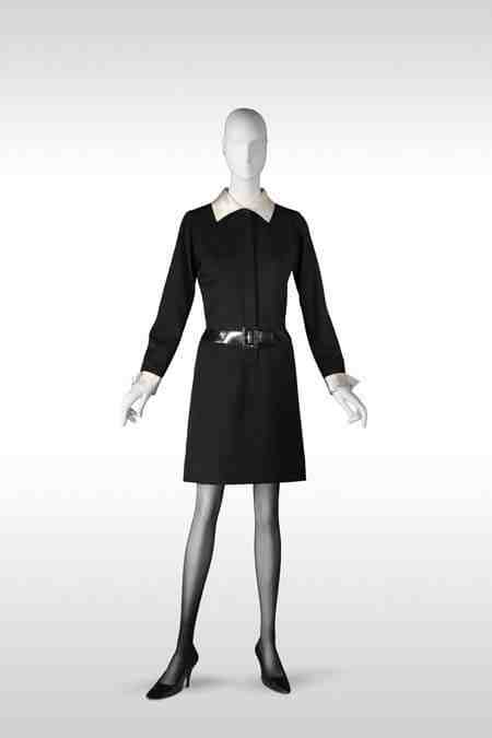 Yves Saint Laurent, Belle de jour dress