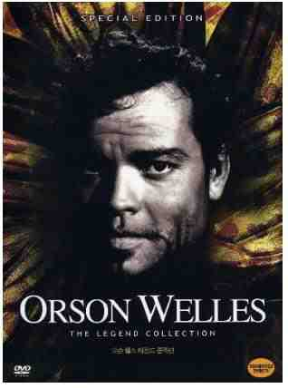 DVD Cover Legend Collection Orson Welles