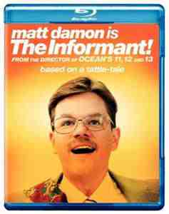 DVD Cover: The Informant