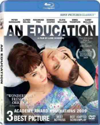 DVD Cover: An Education