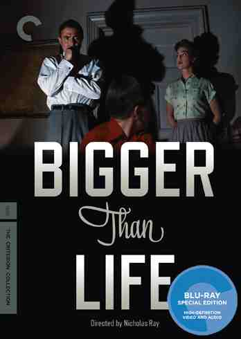 DVD Cover: Bigger Than Life