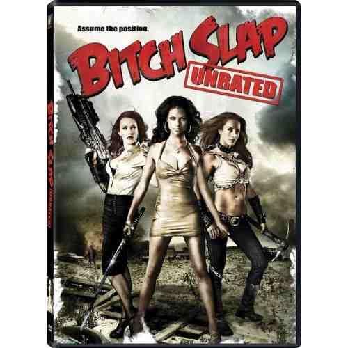 DVD Cover: Bitch Slap