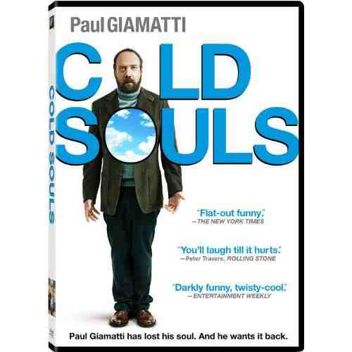 DVD Cover: Cold Souls