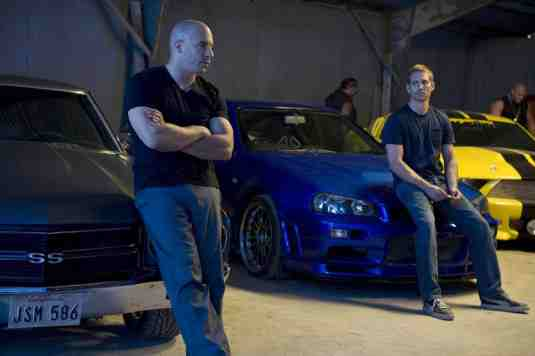 Movie Still: Fast and Furious