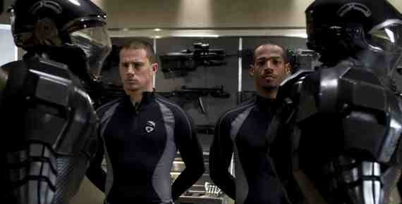 Movie Still: G.I. Joe: The Rise of Cobra