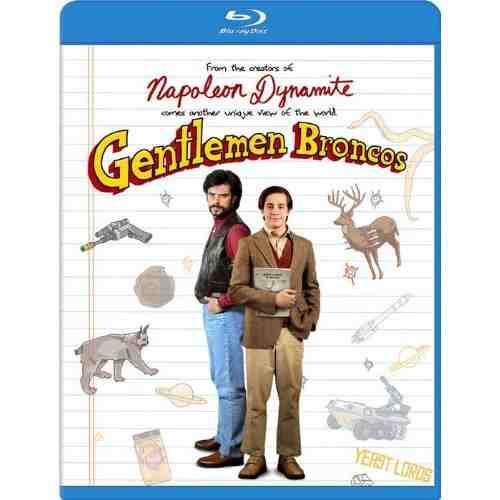 DVD Cover: Gentlemen Broncos