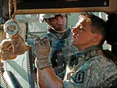 Movie Still: The Hurt Locker