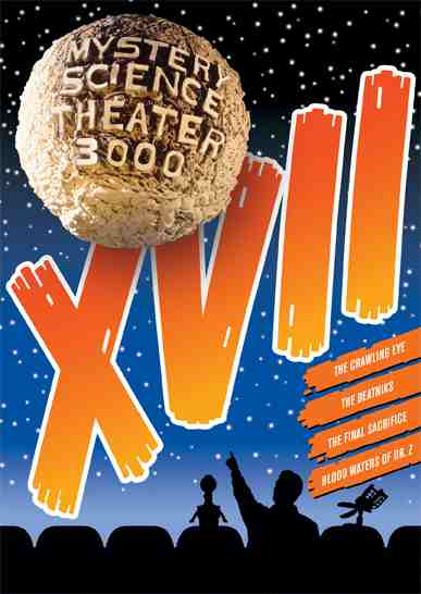 DVD Cover: Mystery Science Theater 3000 17