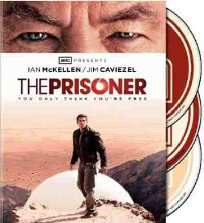 DVD Cover: The Prisoner 2009