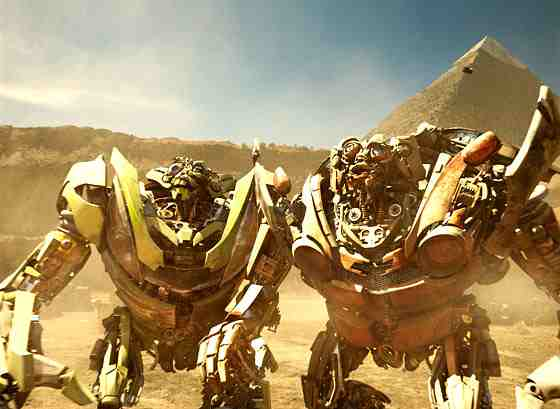 Movie Still: Transformers: Revenge of the Fallen