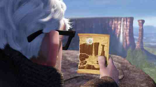 Movie Still: Up
