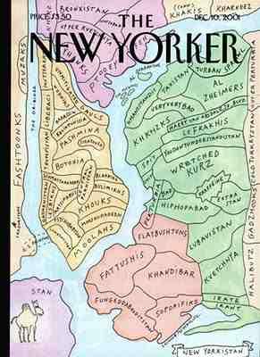 Maira Kalman: New Yorkistan