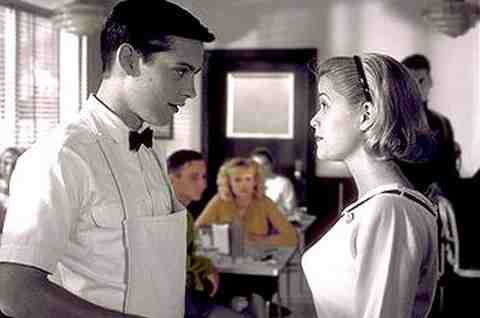 Movie Still: Pleasantville