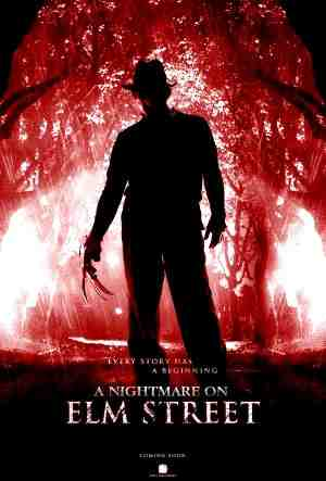 DVD Cover: A Nightmare on Elm Street