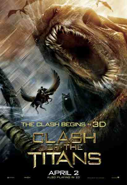 Movie Poster: Clash of the Titans