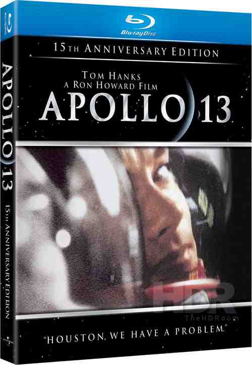 DVD Cover: Apollo 13