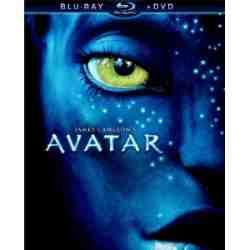 DVD Cover: Avatar