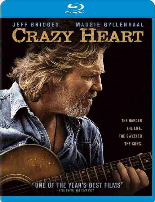 DVD Cover: Crazy Heart