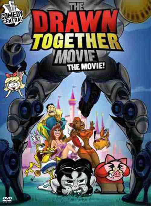 Filmes Drawn-Together-Movie-the-Movie