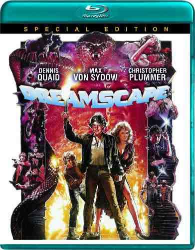 DVD Cover: Dreamscape
