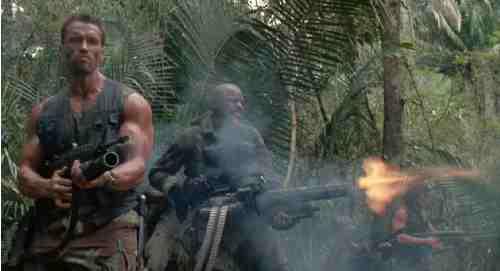 Movie Still: Predator