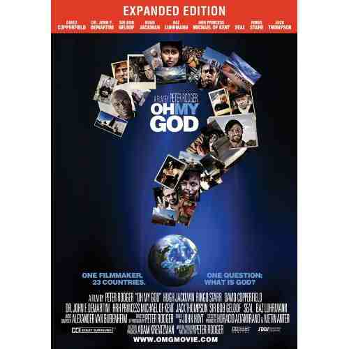 DVD Cover: Oh My God