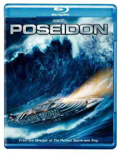 DVD Cover: Poseidon