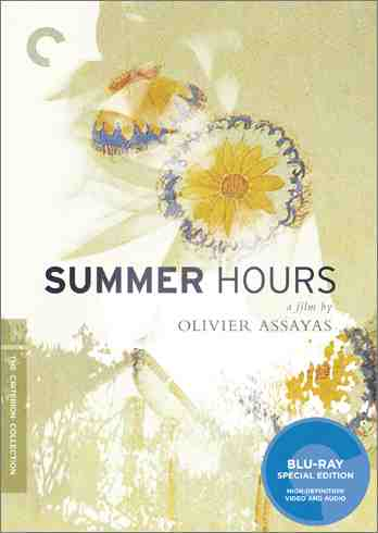 DVD Cover: Summer Hours