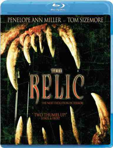 DVD Cover: The Relic
