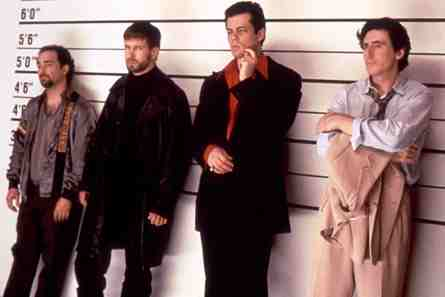 Movie Still: The Usual Suspects