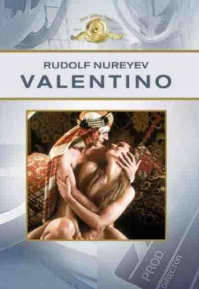 DVD Cover: Valentino