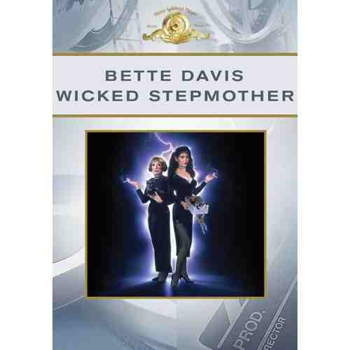 DVD Cover: Wicked Stepmother