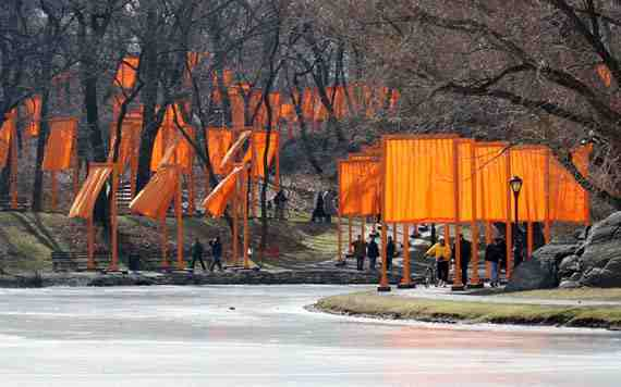 Christo: The Gates
