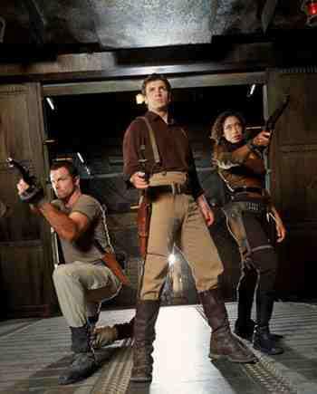 Movie Still: Firefly