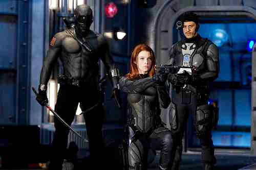 Movie Still: G.I. Joe: The Rise of Cobra
