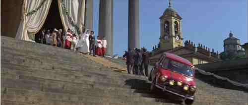 Movie Still: The Italian Job