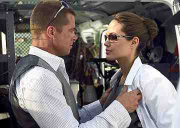 Movie Still: Mr. and Mrs. Smith