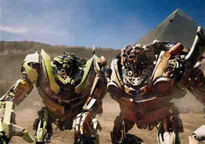 Movie Still: Transformers 2: Revenge of the Fallen