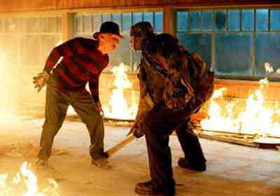 Movie Still: Freddy vs. Jason