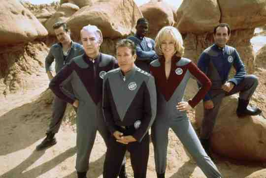 Movie Still: Galaxy Quest