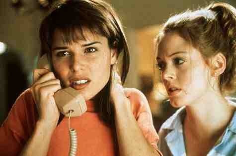 Movie Still: Scream