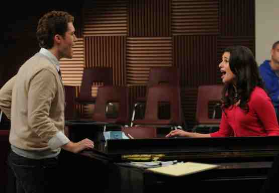 Movie Still: Glee