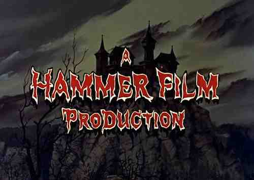 A Hammer Film Production - In its proper time and place, no higher honor.