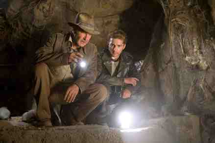 """Harrison Ford Indiana Jones"
