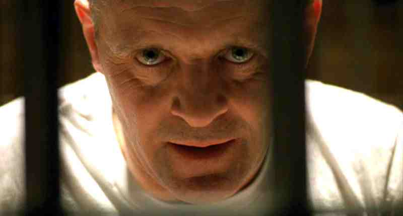 """Anthony Hopkins Lecter"