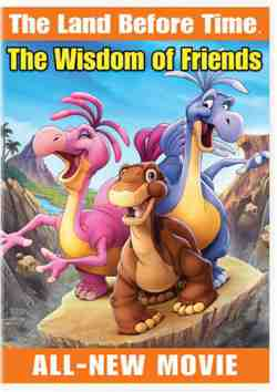 Land Before Time The Wisdom of Friends